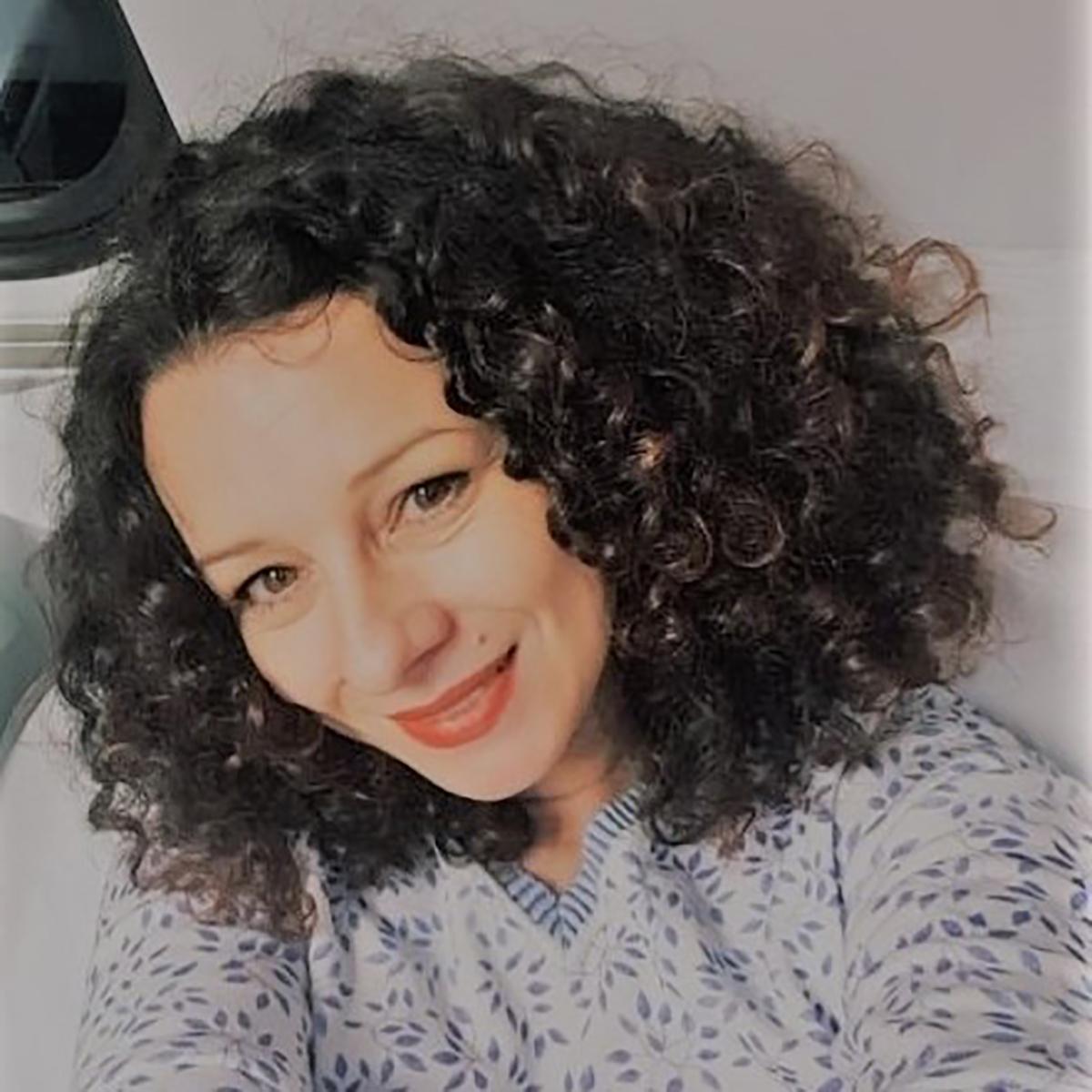 Portrait d'Alina Ghimis