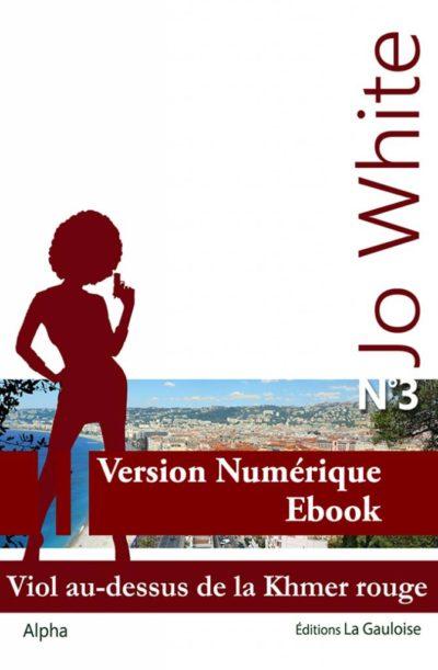 """Couverture ebook """" Jo White 3 """" de Alpha"""
