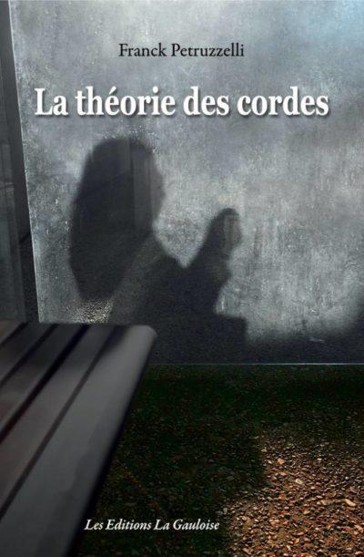 """Couverture """" La théorie des cordes """" de Franck Petruzzelli"""