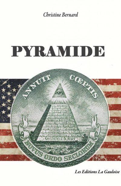 """Couverture """" Pyramide """" de Christine Bernard"""