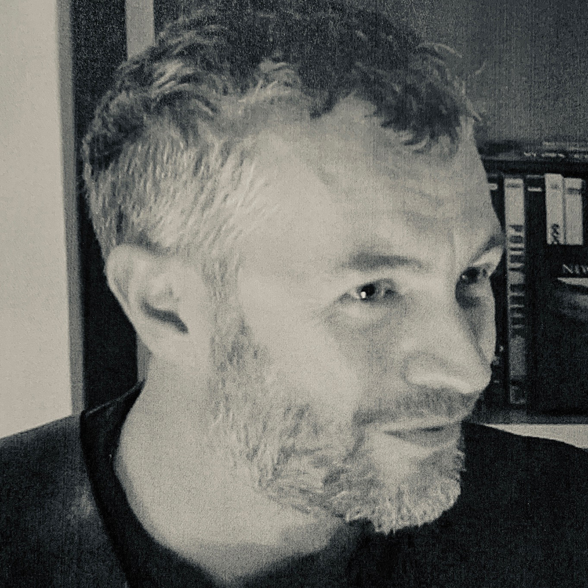 Portrait de Renaud Peccoux