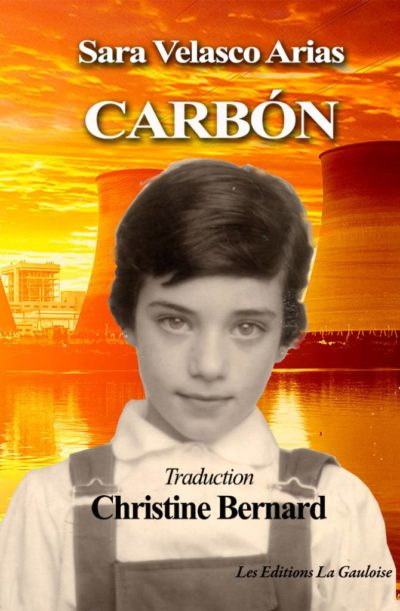 """Couverture """" Carbon """" de Christine Bernard"""