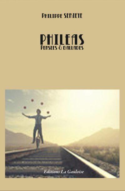 "Couverture "" Phileas "" de Philippe Serieye"